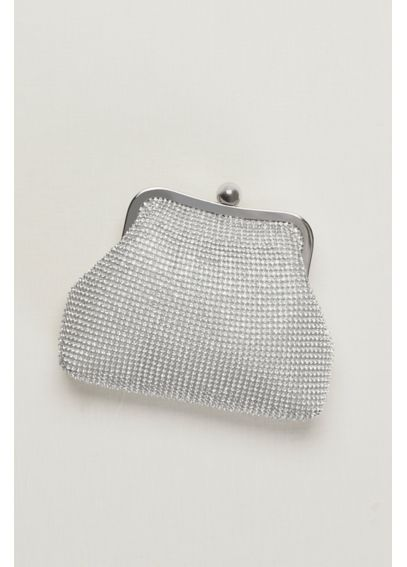 Crystal Mesh Coin Purse HBE1582