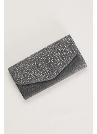 Allover Studded Envelope Clutch - Wedding Accessories
