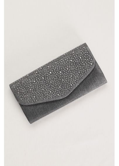 Allover Studded Envelope Clutch HBG6348