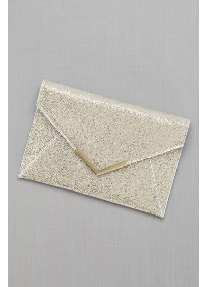 Glitter Envelope Clutch - Wedding Accessories