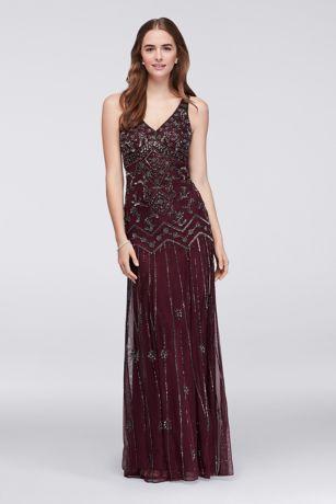 Long prom lace dresses