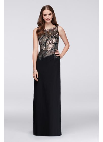 Long Sheath Tank Mother and Special Guest Dress - Wonder by Jenny Packham