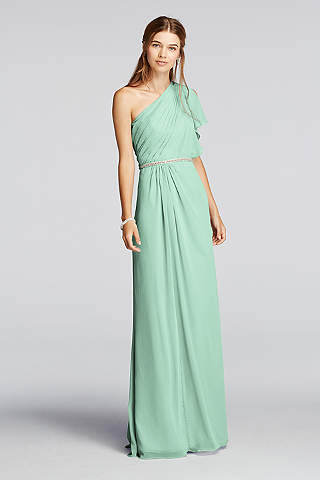 Mint Green Bridesmaid Dresses & Gowns | David's Bridal