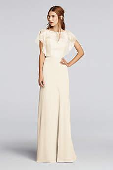 White Bridesmaid Dresses: Short & Long | David's Bridal