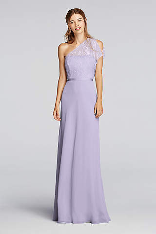 Lilac & Lavender Bridesmaid Dresses | David's Bridal