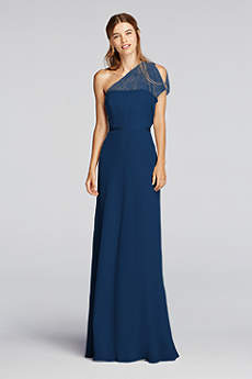 Navy Blue Bridesmaid Dresses You'll Love | David's Bridal