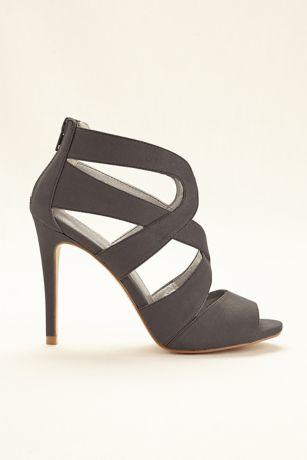 Thick Strappy Heels 0GJpRFRr