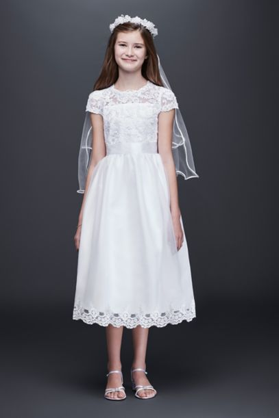 First Holy Communion Dresses for 2017 | David's Bridal