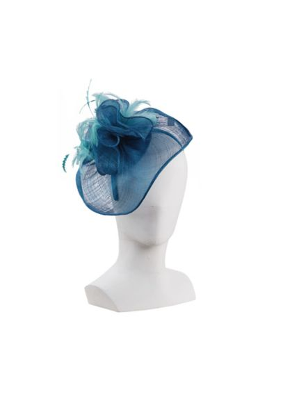 Feather Rosette Fascinator Headband LDF43