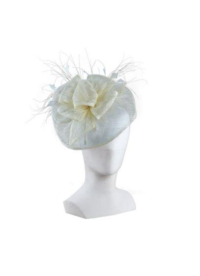 Feather Fascinator Headband - Wedding Accessories