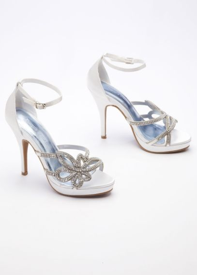 High Heel Sandal with Chain LOTUS