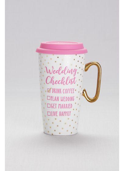 Wedding Checklist Coffee Mug - Wedding Gifts & Decorations