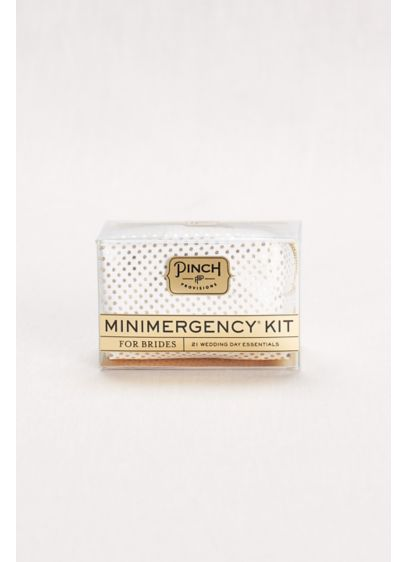 White (Minimergency Kit for Brides)
