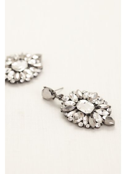 Starburst Drop Earrings - Wedding Accessories
