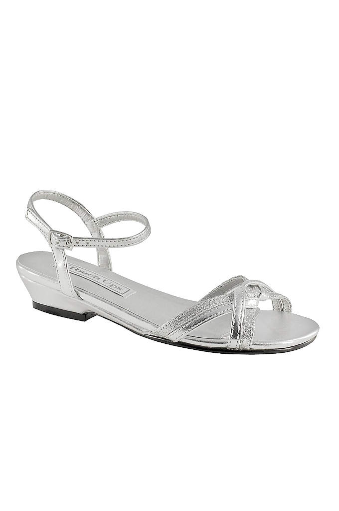 Melanie Jr. Girls Sandal by Touch Ups - Give her a reason to want to get
