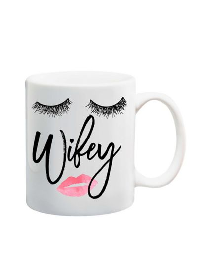 Wifey Mug - Wedding Gifts & Decorations