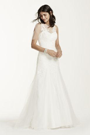 Deep Back Wedding Gowns