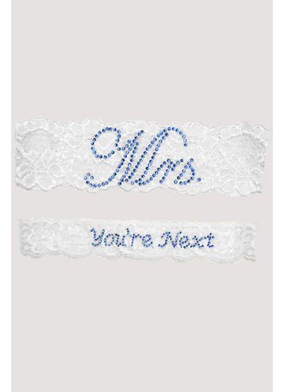 Mrs and You're Next Garter Set - Wedding Accessories