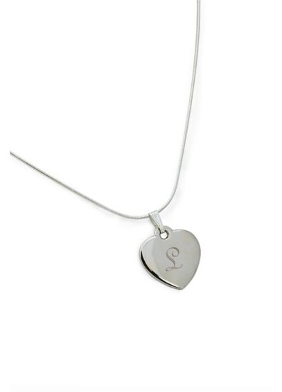 Personalized Heart Necklace N9150S