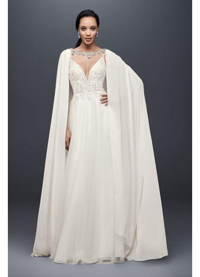 Ivory Soft & Flowy Bridesmaid Dress