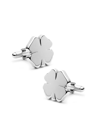 Four Leaf Clover Cufflinks - Wedding Gifts & Decorations
