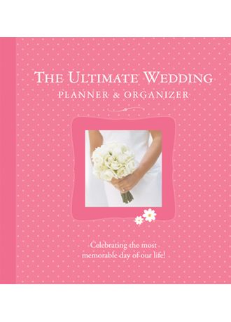 The Ultimate Wedding Planner and Organizer - This planner combines expert wedding-planning tools and information