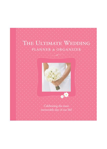 The Ultimate Wedding Planner and Organizer  PLANNERUWPO2