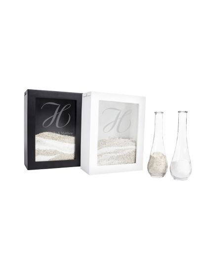 Unity Sand Ceremony Shadow Box Set - Wedding Gifts & Decorations