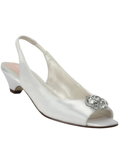 Pink Paradox White (Pink Paradox London Low Heel Shoe)