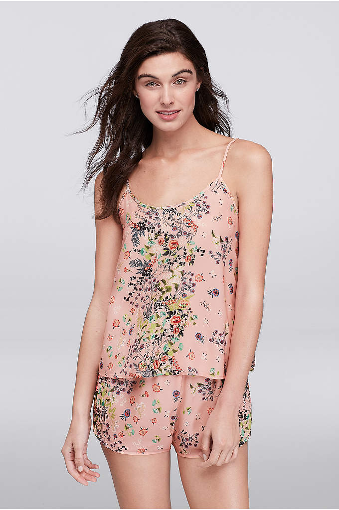 Flora Nikrooz Daylily Cami and Shorts Set - For the sweetest dreams and the prettiest lounging,