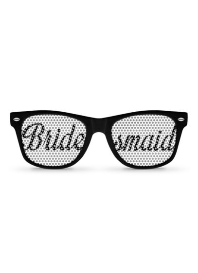Personalized Bridesmaid Sunglasses - Wedding Gifts & Decorations