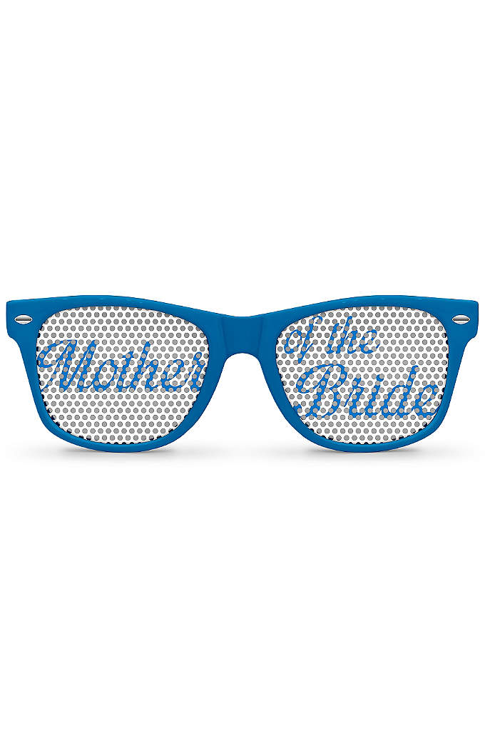 Personalized Mother of the Bride Sunglasses - You're one of a kind and your sunglasses