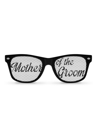 Personalized Mother of the Groom Sunglasses - Wedding Gifts & Decorations
