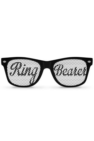 Personalized Ring Bearer Sunglasses Davids Bridal