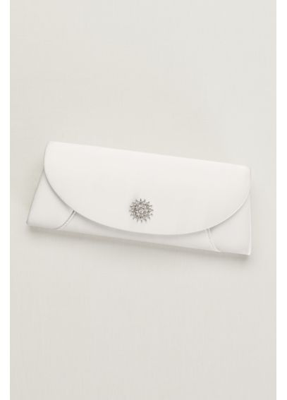 Sunburst Crystal Clutch RL30074