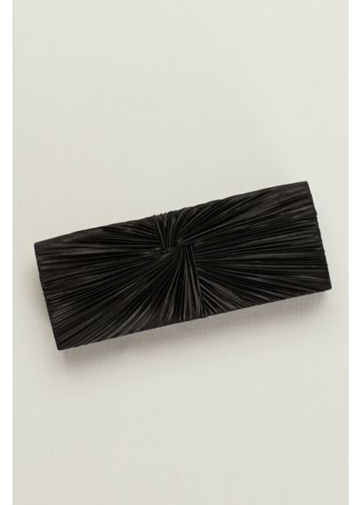 Pleated Knot Clutch S2299