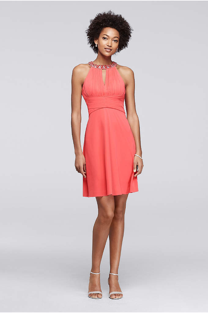 All Cocktail &amp Party Dresses on Sale  David&39s Bridal