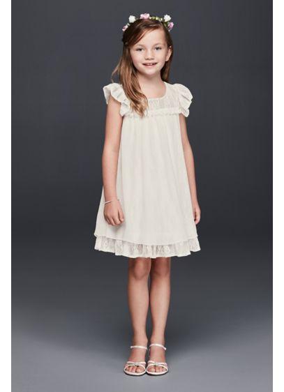 Short Sheath Cap Sleeves Dress - Bonnie Jean