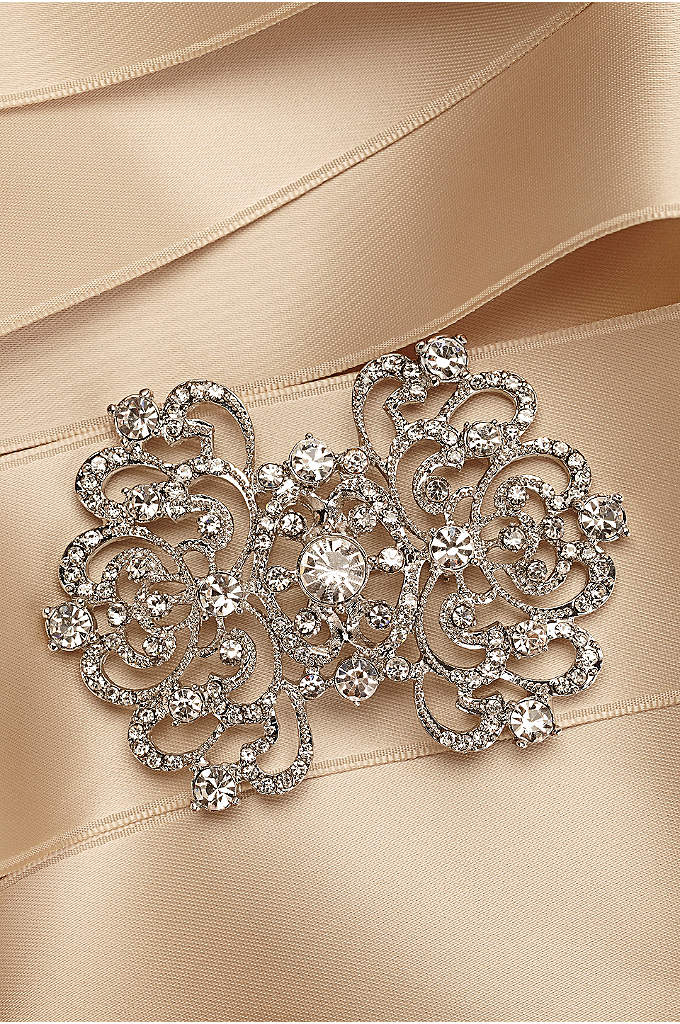 Large Sash Slider - Add a little bling to your sash! Stunning
