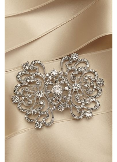 Large Sash Slider - Wedding Accessories
