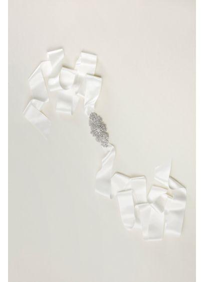 Filigree Sash Slider - Wedding Accessories
