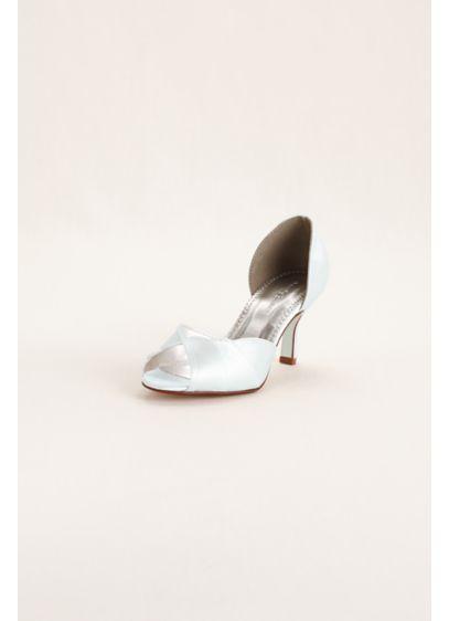 David's Bridal White
