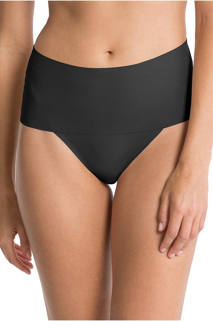 Spanx Undie-Tectable Thong - The solution to your panty line problems, this