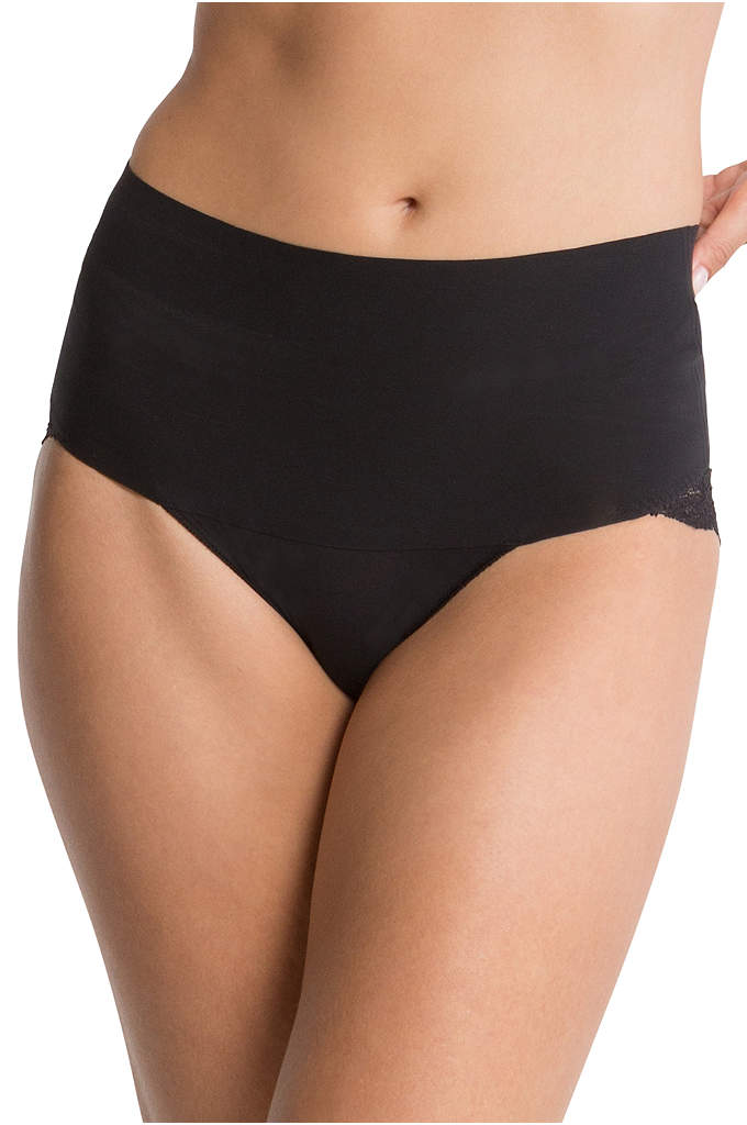Spanx Undie-Tectable Lace Cheeky - This lace cheeky from Spanx takes the best