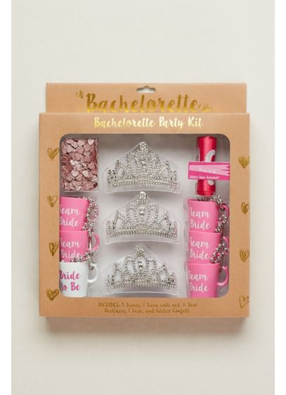 Bachelorette Party Kit - Wedding Gifts & Decorations