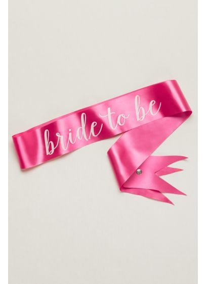 Bride to Be Sash - Wedding Gifts & Decorations