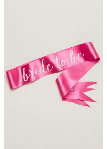 Bride to Be Sash SPBP431