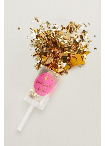 Yellow (Bachelorette Confetti Party Popper)