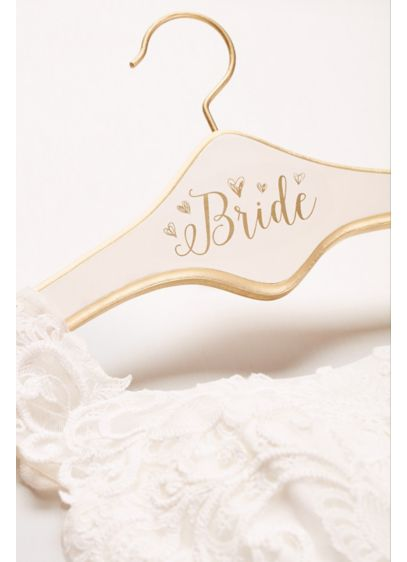 Painted Bride Hanger - Wedding Gifts & Decorations