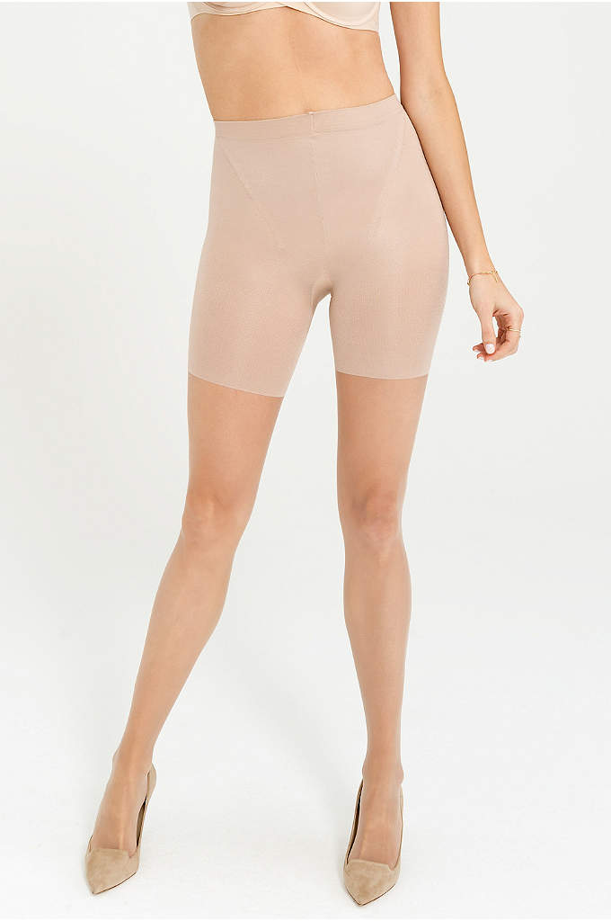 Spanx InPower Shaping Sheers Pantyhose - Expert tummy, hip and thigh smoothing and support